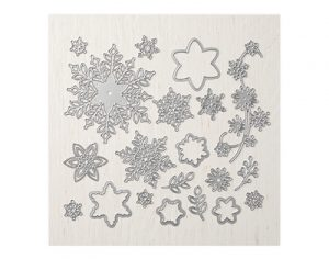 Snowfall Thinlits Dies149692 Price: $39.00