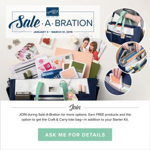 Sale-A-Bration Joining Perks