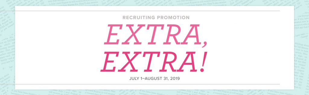 Extra Extra Recruting Promotion