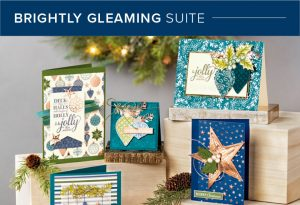 Brightly Gleaming Suite with project ideas