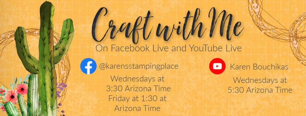 Come Craft with me