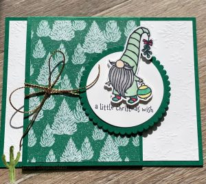 Christmas Card One