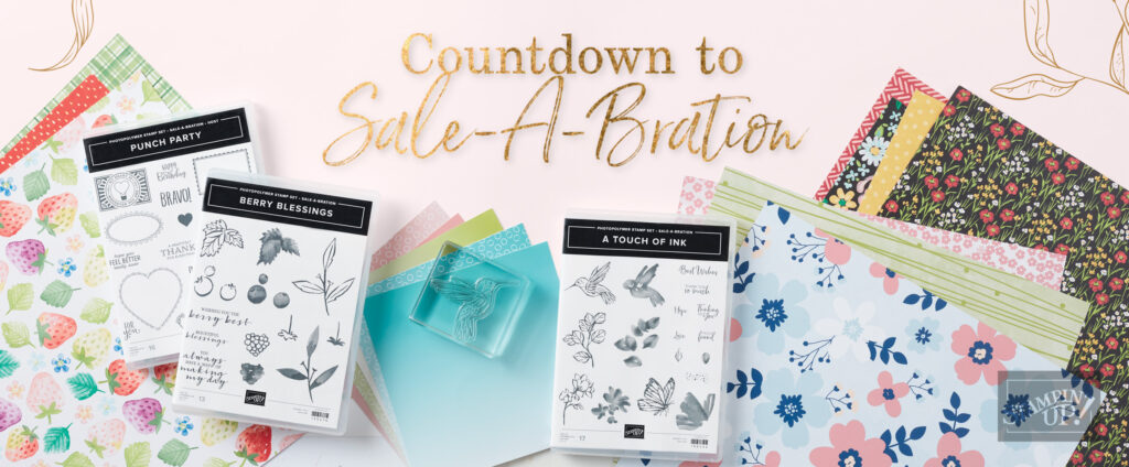 Countdown to Sale-A-Bration