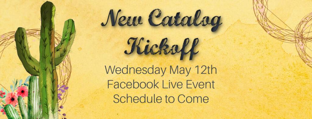 New Catalog Kickoff