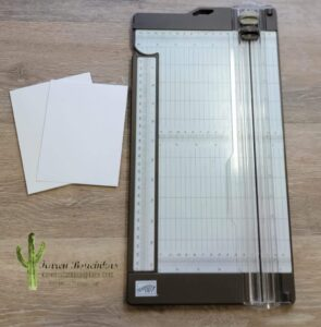 Paper Layers with Trimmer
