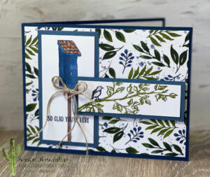 Birdhouse Card One